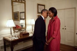 O serviço secreto americano tem um código especial para os momentos em que o presidente está em momentos privados com sua esposa.